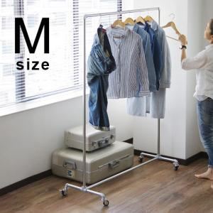 ハンガーラック ガス管 おしゃれ キャスター付 ガーメンツラック DETAIL Garments Rack (M 120cm) メーカー直送|plywood