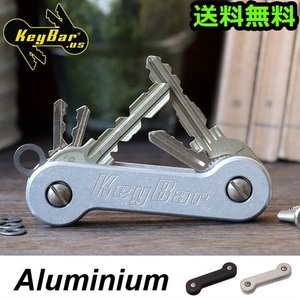 キーケース KeyBar キーバー アルミニウム|plywood