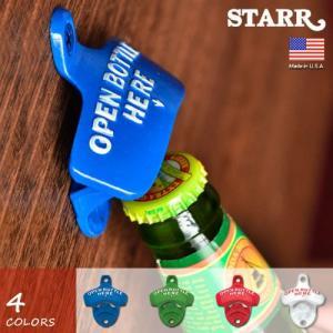 栓抜き ボトルオープナー ヒア Bottle Opener Here STARR スター