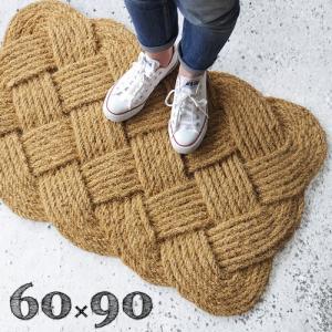 玄関マット DETAIL インフィニティー コイヤーマット 60×90|plywood