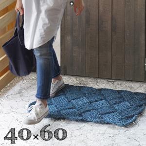玄関マット DETAIL インフィニティー コイヤーマット 40×60|plywood