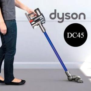 【送料無料★ポイント10倍★正規販売店】 dyson digital slim DC45 motorhead ダイソン デジタルスリム DC45 モーターヘッド [ 掃除機 サイクロン コードレス ] plywood