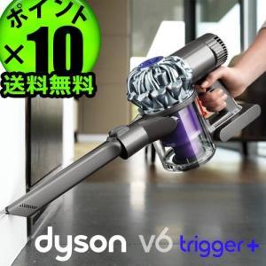 布団クリーナー dyson v6 trigger + ダイソン トリガー プラス HH08 MH SP 国内正規品 P10倍|plywood