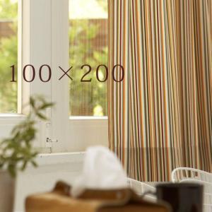 【送料無料】 クォーターリポート ドレープカーテン ブランチ [100×200cm] QUARTER REPORT Branch|plywood