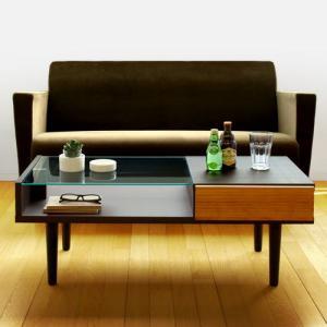 リビングテーブル 長方形 おしゃれ ガルト 幅100cm (メーカー直送品)|plywood