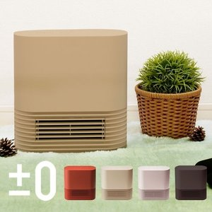 ±0 Ceramic Fan Heater XHH-D030 プラスマイナスゼロ セラミックファンヒ...