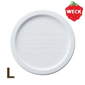 ウェック ガラスキャニスター専用 プラスチックカバー [ Lサイズ ] メール便OK|plywood