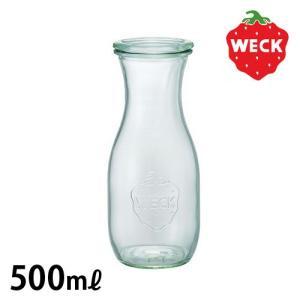 ウェック ジュース ジャー WE-764 [ 500ml ] WECK JUICE JAR / フタ:Sサイズ あすつく|plywood