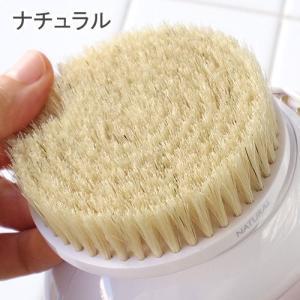 BELLISSIMA ボディスムーサー[PBEC-2000] 専用ブラシのみ ≪ナチュラル/天然豚毛≫|plywood