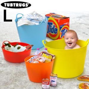 バケツ おしゃれ タブトラッグス TUBTRUGS Lサイズ 38L