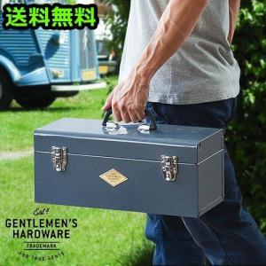 工具箱 おしゃれ メタルツールボックス Metal Tool Box plywood