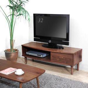 【送料無料(北海道・沖縄・離島除く)】 Noix ノワ テレビボード 120-type [ 天然木 木製 テレビ台 ] 【メーカー直送品】|plywood