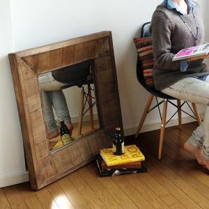 鏡 アンティーク ミラー 姿見 CedarWood Vintage Mirror シダーウッド ヴィンテージ ミラー  Mサイズ 送料無料(沖縄・離島除く) 39%OFF|plywood