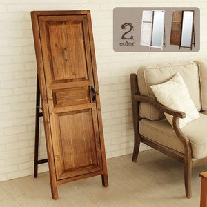 鏡 全身鏡 姿見 スタンドミラー ファボリ ドアミラー Favori Doormirror 送料無料|plywood