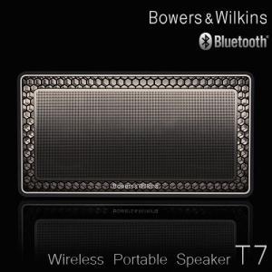 B&W ワイヤレススピーカー Bowers & Wilkins T7 ブラック 送料無料|plywood