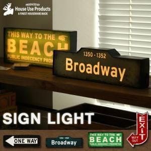 サインライト 照明 卓上ライト HOUSE USE PRODUCTS SIGN LIGHT あすつく対応|plywood
