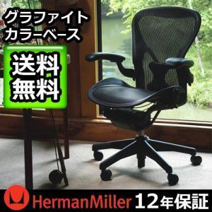 アーロンチェア ポスチャーフィットフル装備 グラファイトカラーベース 《ウエイブ 4E03》 HermanMiller Aeron Chairs 正規店 12年保証 送料無料 受注生産|plywood