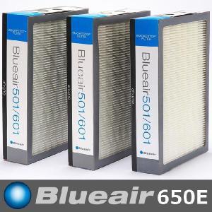 【送料無料★正規販売店】Blueair 650E交換用 ダストフィルター (3枚セット)[ ブルーエア 空気清浄機 専用 ] F500600PA|plywood