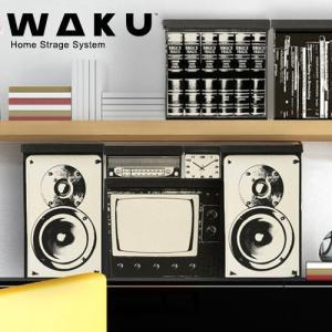 収納ボックス フタ付き おしゃれ WAKU by Molla Space Home Strage System|plywood