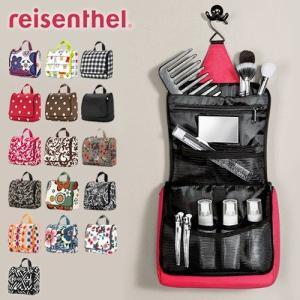 旅行 ポーチ 化粧ポーチ ライゼンタール トイレットバッグ reisenthel toiletbag|plywood