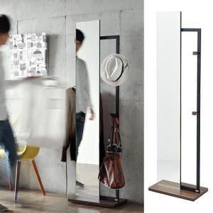 送料無料(沖縄離島除く) Re・conte Rita series Hanger Mirror 【メーカー直送品】|plywood