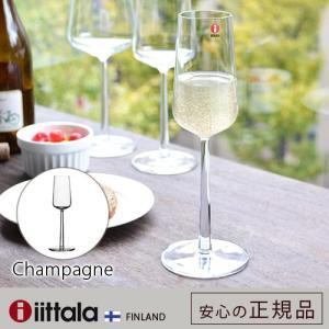 イッタラ エッセンス シャンパングラス シャンパーニュ iittala Essence Champagne [1個入り] 正規販売店 あすつく対応|plywood