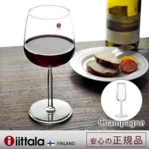 イッタラ センタ シャンパングラス シャンパーニュ iittala Senta Champagne [1個入り] 正規販売店 あすつく対応|plywood