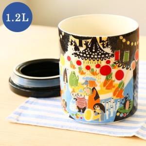 アラビア ムーミン ジャー 1.2L フレンドシップ ARABIA Moomin Jar 1.2L Friendship 送料無料|plywood