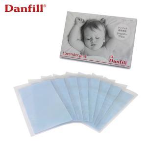 ダンフィル ラベンダープラス 寝具専用洗剤 4g×8枚|plywood