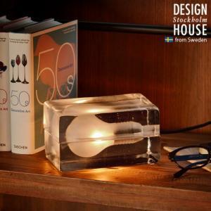 デザインハウス ストックホルム ブロックランプ ミニ|plywood