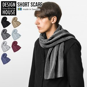 デザインハウス ストックホルム プリース ショート スカーフ|plywood