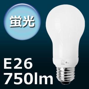 エコデンキュウ オーム電機 一般球形 ≪ E26/11W 60W相当 ≫ ECOdeQ OHM [ EFA15EL/11N EFA15ED/11 ] 電球色 昼光色|plywood