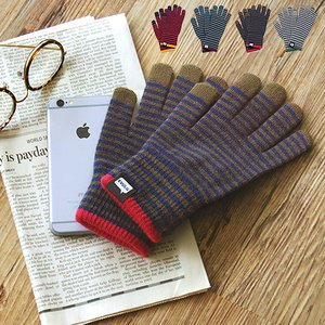 スマホ手袋 EVOLG CON エヴォルグ コン 男女兼用 フリーサイズ あすつく対応 メール便OK|plywood