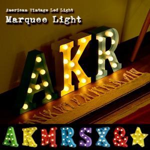 マーキーライト MARQUEE LIGHTS LEDライト 照明 アルファベット あすつく対応|plywood