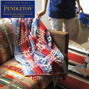 バスタオル 大判 ブランケット ペンドルトン PENDLETON ジャガードタオル オーバーサイズの写真