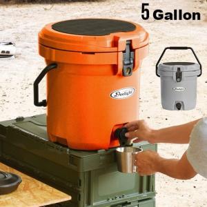 クーラーボックス ウォータージャグ Deelight アイスバケット 5.5 gallon