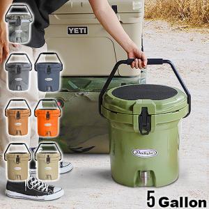 クーラーボックス ウォータージャグ Deelight アイスバケット 5 gallon レバー式蛇口