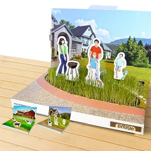 P-mail Farm & Garden ピーメールファーム&ガーデン メール便OK あすつく対応|plywood