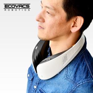空気清浄機 ECOVACS エコバックス ヘッドフォンスタイル ポータブル空気清浄機 aria P10倍 送料無料|plywood
