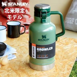 スタンレー 水筒 STANLEY 真空グロウラー 【新ロゴ】 1.9L 北米限定 VACUUM ST...