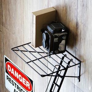 ウォールシェルフ 壁収納棚 収納棚 ファイヤーエスケープ ルーフ Sサイズ FIRE ESCAPE Roof S|plywood
