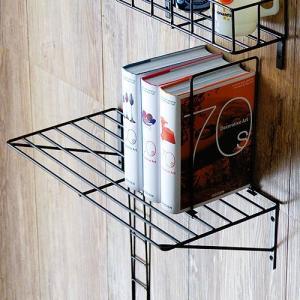 ウォールシェルフ 壁収納棚 収納棚 ファイヤーエスケープ ルーフ Lサイズ FIRE ESCAPE Roof L|plywood