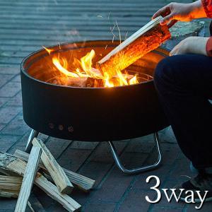 焚き火台 リボルバー ファイヤーピット a+ (旧 ダイレクトデザイン ) P10倍