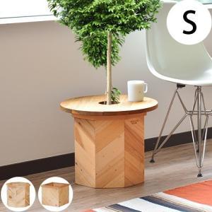 ハング アウト プラント ボックス キューブ/オクタ Sサイズ|plywood