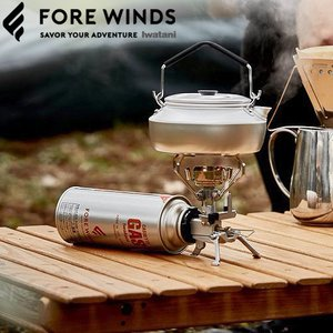 FORE WINDS マイクロ キャンプ ストーブ MICRO CAMP STOVE
