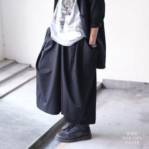 FUNKY FRUIT ORIGINAL/変形スーパーワイド袴パンツ/メール便不可/mipt-167/55m/monocloset|pmcorporation