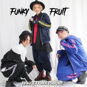 パーカ/ジャージ/2ラインジャージパーカ/メール便不可/F.F.T.Collection/ttp630/07m/funkyfruit|pmcorporation