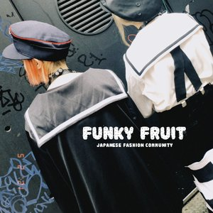 FUNKY FRUIT ORIGINAL/ジャージ生地セーラー襟BIGパーカー/メール便不可/sj24/ttp734/07n|pmcorporation