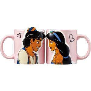 アラジンのペアマグカップ セクシーなペアマグです♪ ラブラブカップルの方や結婚などのギフトに最適!!...