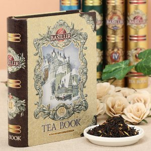 【Tea Book Collection】セイロンティー vol.2(茶葉100g入り)【ギフト/紅...